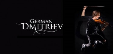 German Dmitriev Classical Electronica Dubstep Violinist